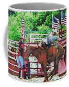 Out The Gate Coffee Mug