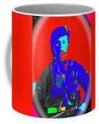 Outlaw Gang Leader Train Bank Robber Murderer Jesse James Collage 1864-2009 Coffee Mug