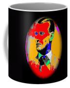 Outlaw Gang Leader Train Bank Robber Murderer Jesse James Collage 1875-2009 Coffee Mug