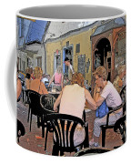 Outside Seating Coffee Mug