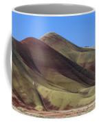 Painted Hills Of Oregon Coffee Mug