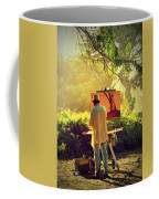 Within The Painting Coffee Mug