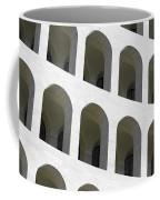 Palazzo Della Civilta' Romana Coffee Mug