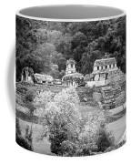 Palenque City Coffee Mug