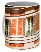 Paris Windows Coffee Mug