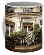 Paris Windows Coffee Mug