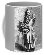Parisian Street-crier, C1740 Coffee Mug