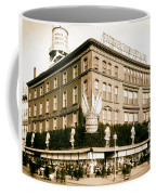 Parker Bridget And Company Department Store - Washington Dc 1921 Coffee Mug