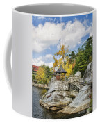 Partly Cloudy Coffee Mug