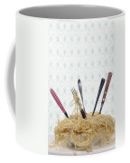 Pasta For Five Coffee Mug by Joana Kruse