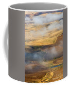 Patterns Of The Land Coffee Mug