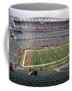 Paul Brown Stadium Coffee Mug by Dan Sproul