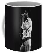 Paul Singing In Spokane 1977 Coffee Mug