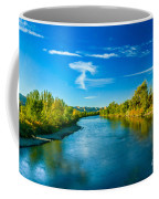 Peaceful Payette River Coffee Mug