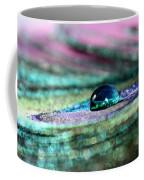 Peacock Gem Coffee Mug