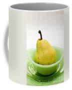Pear Still Life Coffee Mug by Edward Fielding