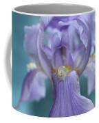 Pearl Of The Iris Coffee Mug