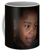 Penny For A Child's Thoughts Coffee Mug
