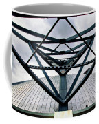 Perspectives Mellon Arena Coffee Mug by Amy Cicconi