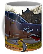 Phantom 4 Jet Vietnam Era Coffee Mug
