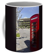 Phone Box London Coffee Mug
