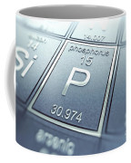 Phosphorus Chemical Element Coffee Mug