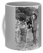 Photographer, C1911 Coffee Mug