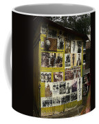 Photos Mexican Revolution Street Photographer's Shed Nogales Sonora Mexico 2003 Coffee Mug