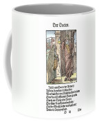 Physician, 1568 Coffee Mug