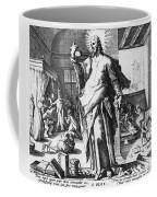 Physician As God Coffee Mug