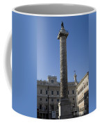 Piazza Colonnai Rome Coffee Mug