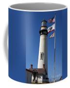 Pigeon Point Lighthouse Pescadero California Coffee Mug