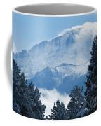 Pikes Peak Colorado Coffee Mug