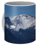 Pikes Peak Coffee Mug