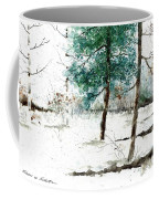 Pine Woods Coffee Mug