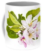 Pink Apple Blossoms Coffee Mug
