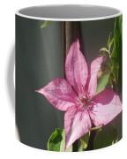 Pink  Clematis   # Coffee Mug
