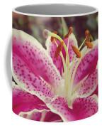 Pink Daylily Coffee Mug