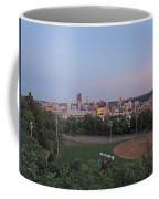 Pittsburgh Skyline At Dusk Coffee Mug