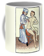 Plague Physician, 1482 Coffee Mug