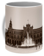 Plaza De Espana Coffee Mug
