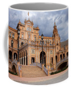 Plaza De Espana Pavilion In Seville Coffee Mug