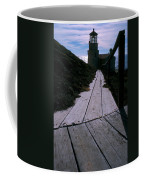 Point Conception Lighthouse Coffee Mug