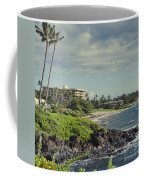 Polo Beach Wailea Point Maui Hawaii Coffee Mug