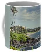 Polo Beach Wailea Point Maui Hawaii Coffee Mug