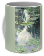 Pond With Water Lilies Coffee Mug
