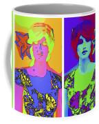 Pop Art Girl Coffee Mug