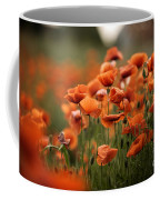 Poppy Dream Coffee Mug by Nailia Schwarz