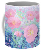 Poppy Garden Coffee Mug