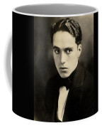 Portrait Of Charlie Chaplin Coffee Mug